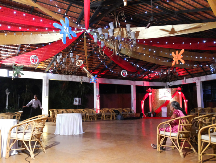 Don Joao , Open Air / Indoor Venue, Nagoa, Bardez - Goa