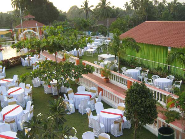 Little Field,  The Event Centre in Taleigao - Goa